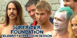 Celebrity Expression Session